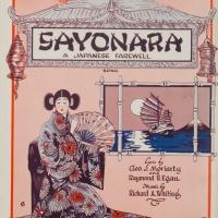 2842. Sayonara, A Japanese Farewell (1923)