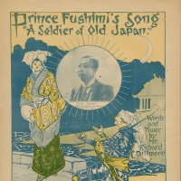1554. Prince Fushimi's Song: A Soldier of Old Japan (1905)