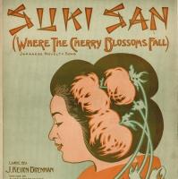 1874. Suki San (Where The Cherry Blossoms Fall) (1917)