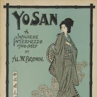 2844. Yosan, a Japanese Intermezzo Two Step (1904)