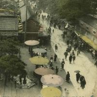 2425. Asakusa-nakamise, Tokyo