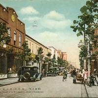 2739. Benten Street is an International Street (Yokohama)