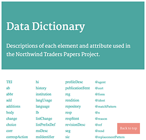Data Dictionary Generator